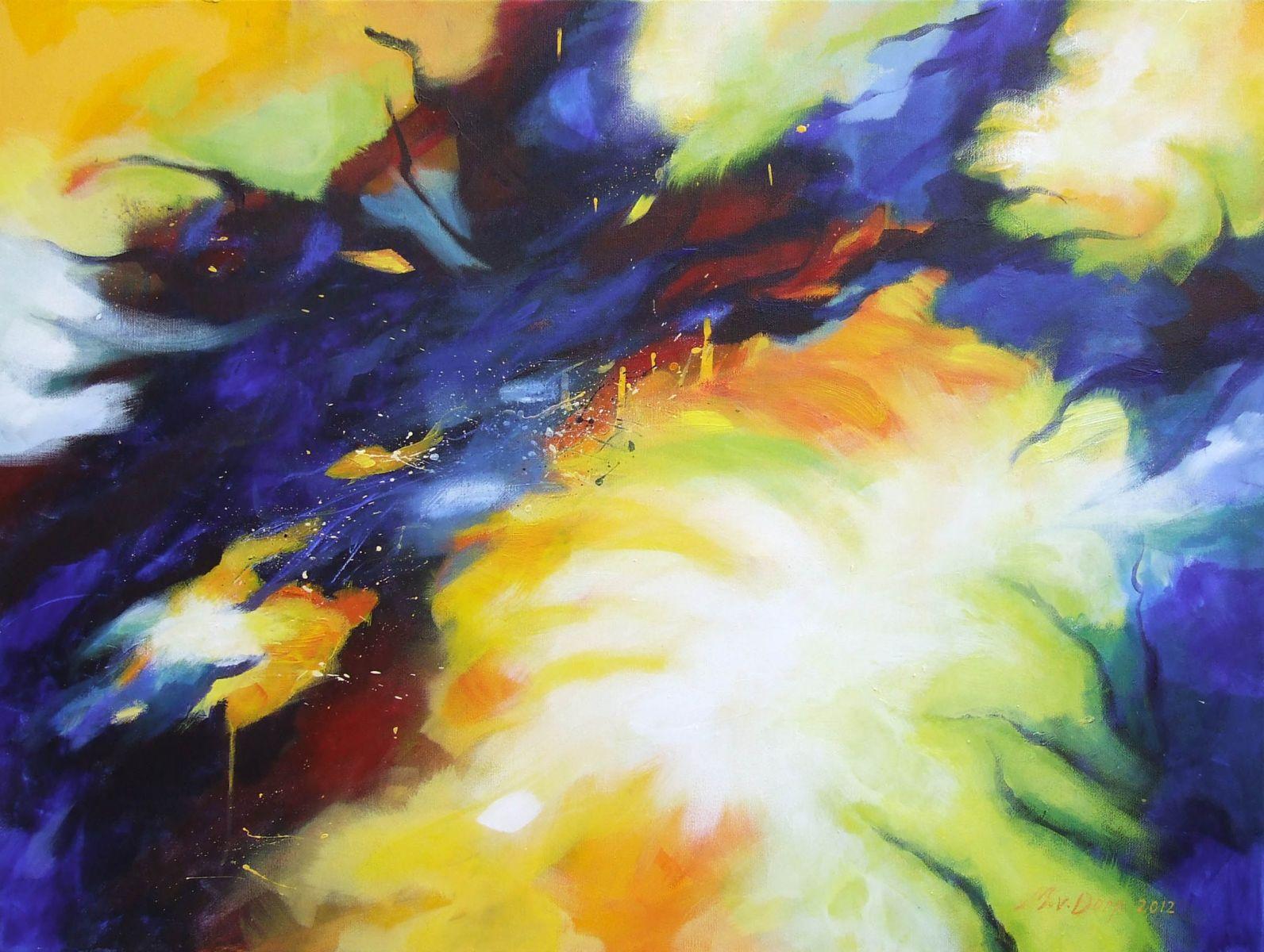 Melanie van dorp workshop 39 schilderen vanuit jezelf 39 - Ruimte van de jongen kleur schilderen ...